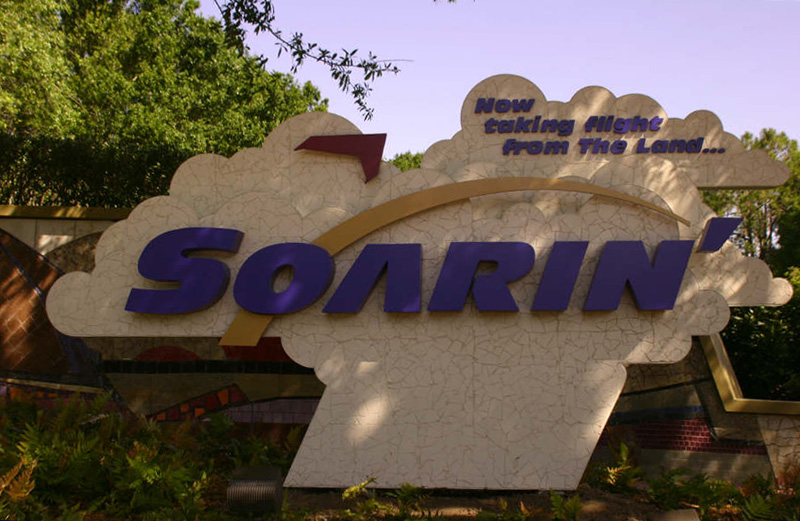 soarin1 Experimental Prototype Community of Tomorrow